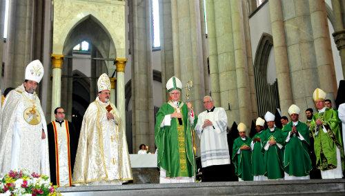 visita patriarca antioquia -foto_luciney_martins