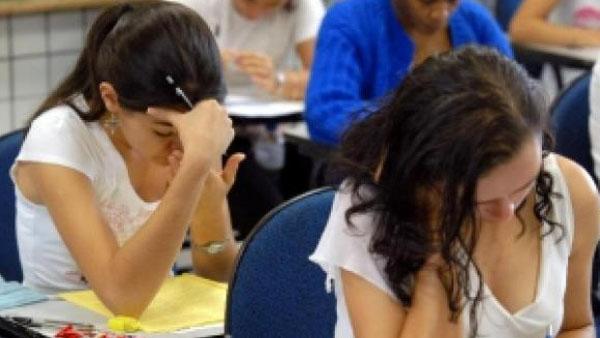 Estudantes devem fazer o Enem nesse fim de semana / Foto: Arquivo-Agência Brasil