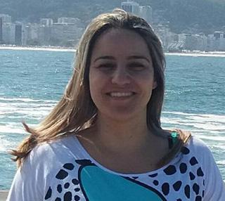 Mariana Teixeira, descobriu a dislexia há 5 anos./ Foto: Arquivo Pessoal.