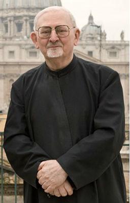 Padre Peter Hans Kolvenbach faleceu no último sábado, 26, aos 87 anos / Foto: Rádio Vaticano