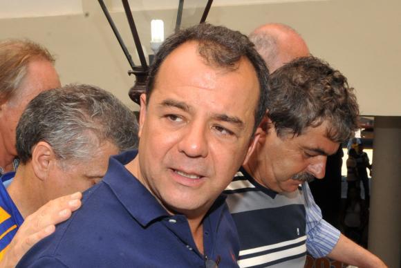 O ex-governador do Rio de Janeiro, Sérgio Cabral / Foto: Valter Campanato Arquivo/Agência Brasil