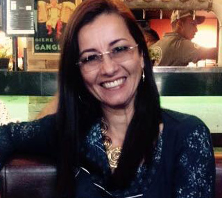 Silvana Oliveira, psicopedadoga./ Foto: Arquivo Pessoal.
