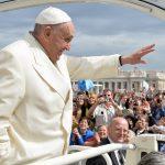 Papa Francisco com a RCC em seu Jubileu de Ouro