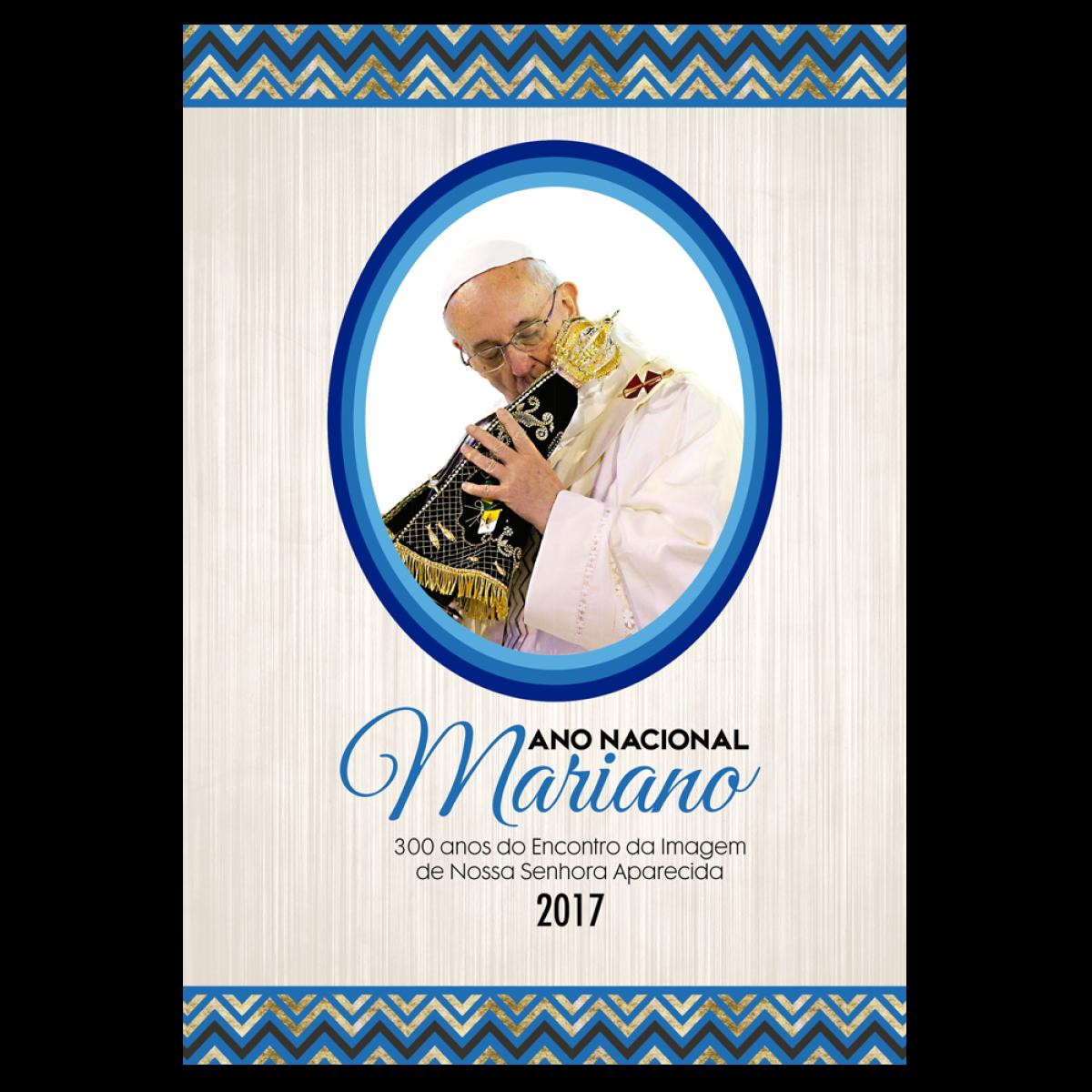 cartaz ano mariano - cnbb