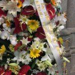 Corinthians, time do coração de Dom Arns, presta homenagem com coroa de flores