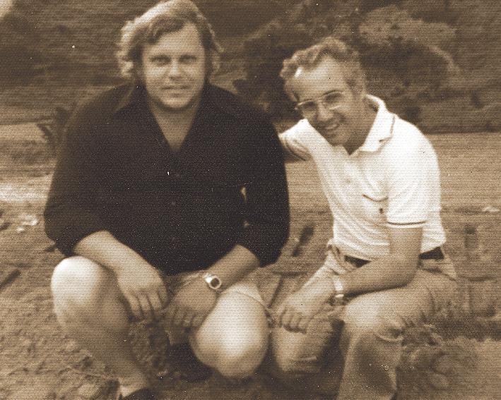 Eto convive com Monsenhor Jonas há 42 anos / Foto: Arquivo Canção Nova