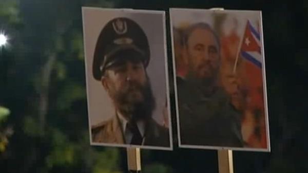 Milhares de pessoas foram dar o último adeus ao ditador cubano / Foto: Reprodução Reuters