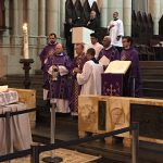 Dom José Roberto Fortes preside Missa no funeral