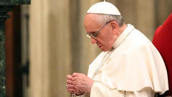 papa_intenção de oração