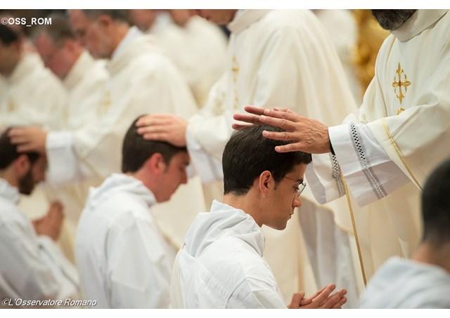 seminaristas - Losservatore romano