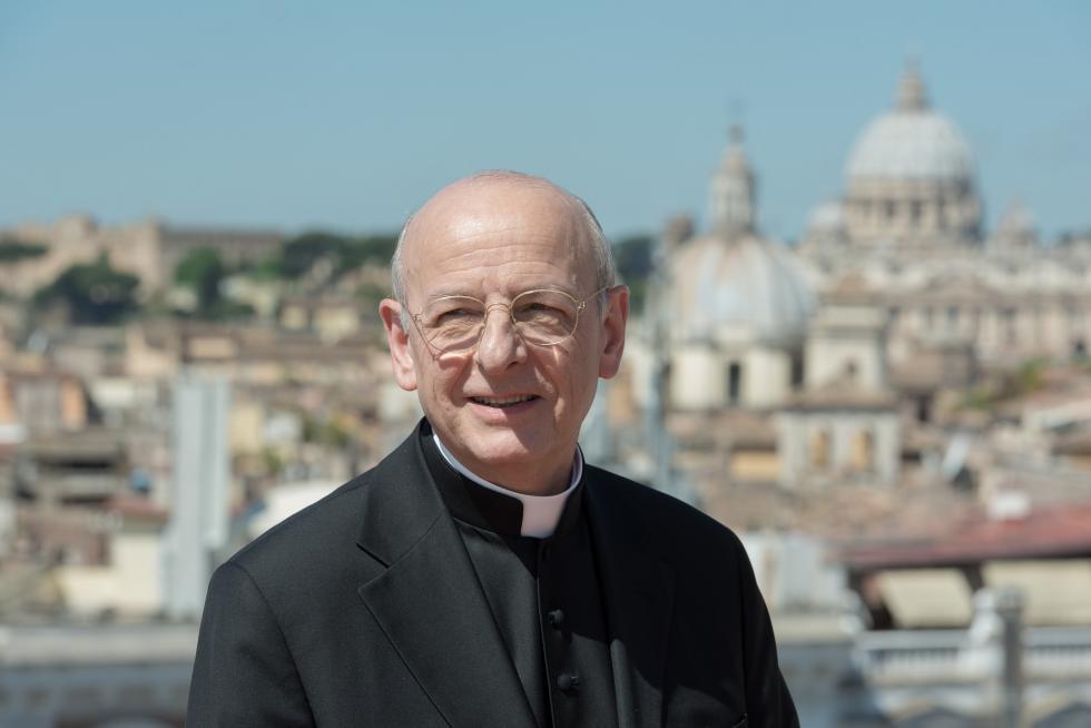 Monsenhor Fernando Ocáriz, novo responsável mundial do Opus Dei / Foto: Agência Ecclesia