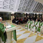 Papa destaca males causados pelas inimizades