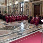 Papa em discurso à Rota Romana / Foto: Rádio Vaticano