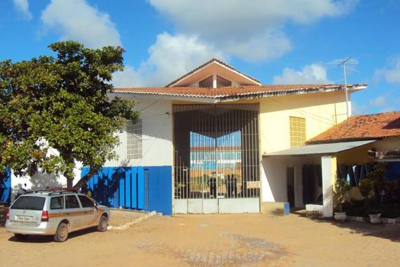 Rebelião na Penitenciária de Alcaçuz terminou por volta das 7h30 deste domingo / Foto: Divulgação - Sejuc RN