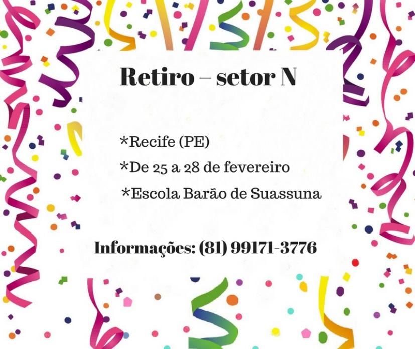 RETIRO SETOR N 6