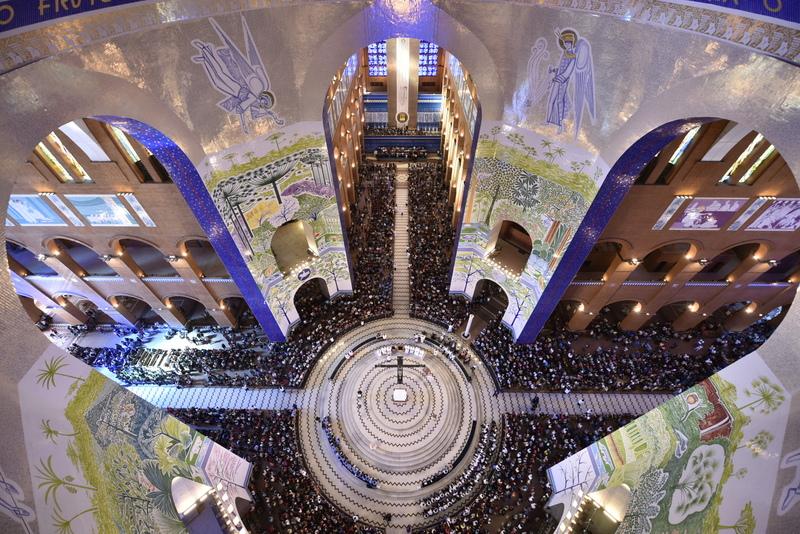 cupula basilica nossa senhora