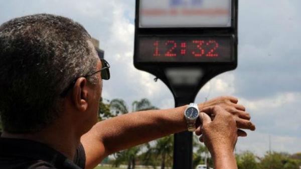 Mudança de horário é adotada no Brasil desde 1931 / Arquivo Agência Brasil