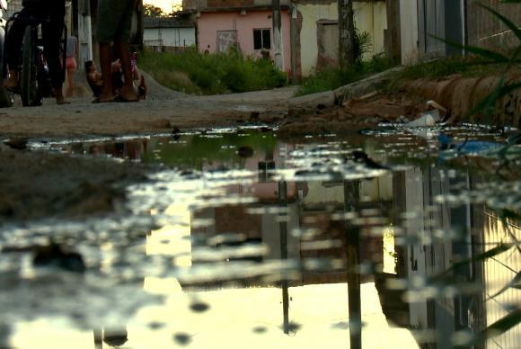 Cerca de 17 milhões de crianças até 14 anos vivem em domicílios de baixa renda./ Foto: Agência Brasil