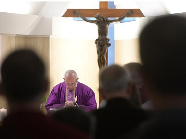 Papa explica aos fiéis dinâmica do ato de perdoar e ser perdoado / Foto: Rádio Vaticano