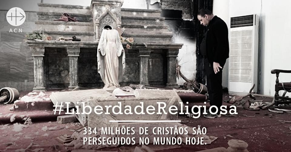Dados da 13ª edição do relatório Liberdade Religiosa no Mundo, referente ao período  entre junho de 2014 e junho de 2016 / Foto: AIS