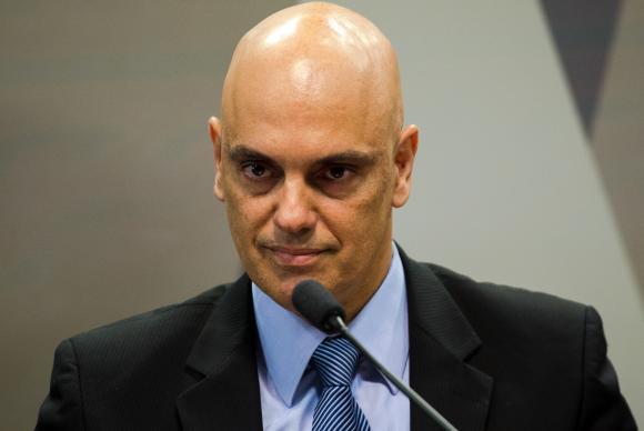 O novo ministro do STF, Alexandre de Moraes, deverá receber 7,5 mil processos ao tomar posse. Foto: Agência Brasil
