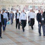 Bispos chegam ao penúltimo dia de trabalhos da 55ª Assembleia Geral