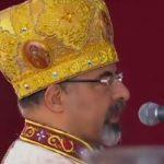 Patriarca Sidrack agradece esforços ecumênicos e pela paz de Francisco