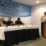 Bispo comenta episódios de violência durante a greve da semana passada