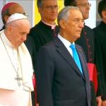 Papa chega a Portugal para canonização de Francisco e Jacinta