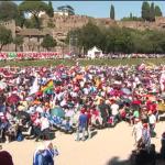 Fiéis de todo o mundo participam de Jubileu de Ouro da RCC em Roma