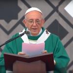 Papa em Cartagena: quem toma a iniciativa de perdoar é o mais valente