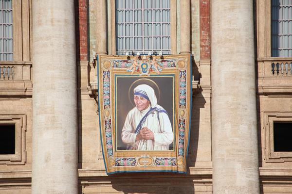 Igreja Recorda 1º Ano Da Canonização De Madre Teresa De Calcutá