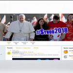 Vaticano cria perfis nas redes sociais para auxiliar nos preparativos do Sínodo dos jovens