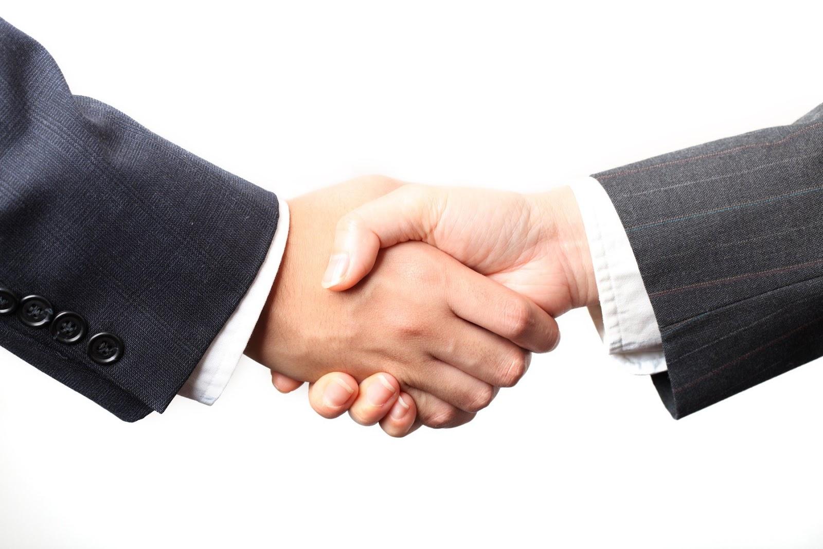 Imagens De Cumprimento: Relações Ganha-ganha São As Melhores Para Os Negócios