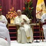 Papa aos bispos de Mianmar: cura, acompanhamento e profecia