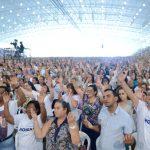 Hosana Brasil 2017 começa hoje e celebra 40 anos da Canção Nova