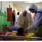 Em Bangladesh, Papa Francisco visita Casa de Madre Teresa