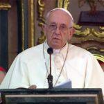 Francisco se encontra com religiosas de vida contemplativa em Lima