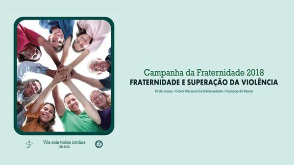 Resultado de imagem para Arquidiocese apresenta Campanha da Fraternidade para em coletiva para imprensa 2018
