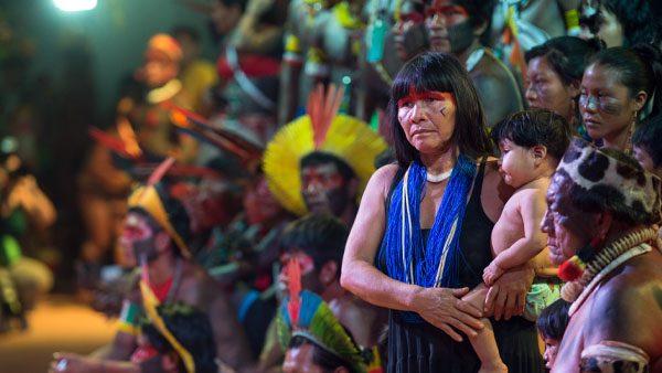 """Dom Roque: """"Celebramos o calvário dos indígenas e o calvário de Jesus"""""""