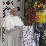 Em Madre de Dios, Papa alerta para tráfico de pessoas e pede esperança