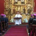 No encontro com bispos do Peru, Papa destaca exemplo de São Toríbio