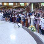 Missionários da Canção Nova se reúnem para renovação do compromisso