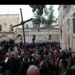 Reabertas as portas da Basílica do Santo Sepulcro