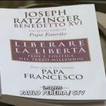 Vaticano apresenta novo livro de textos do Papa Bento XVI