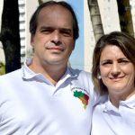 Casal brasileiro fala da expectativa para o Encontro Mundial das Famílias