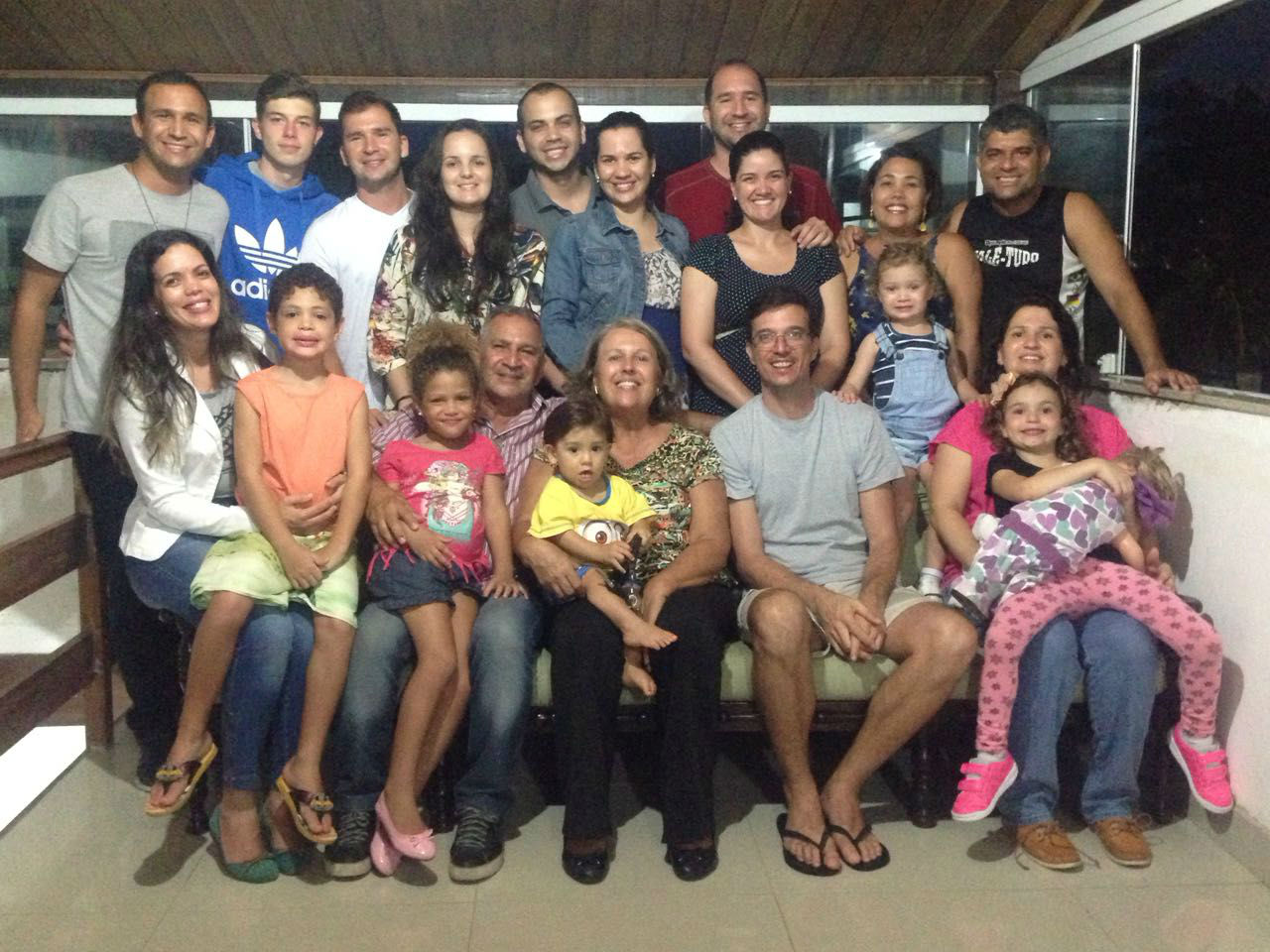 Família Assad reunida