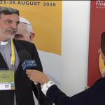 Padre Alexandre Awi fala sobre o Encontro Mundial das Famílias