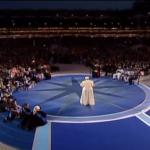 Festa marca o Encontro Mundial das Famílias com o Papa