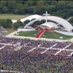 Com Missa, Papa conclui Encontro Mundial das Famílias na Irlanda